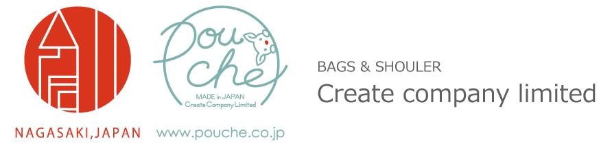 pouche,create,鞄 ジャバラ製作所